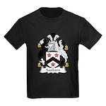 Sanborn Family Crest Kids Dark T-Shirt