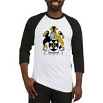 Sampson Family Crest Baseball Jersey