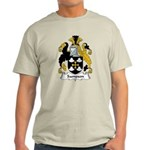 Sampson Family Crest Light T-Shirt