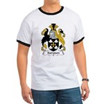 Sampson Family Crest Ringer T