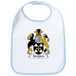Sampson Family Crest Bib
