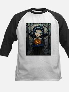 October Woods Halloween Fantasy Va Baseball Jersey
