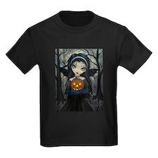 October Woods Halloween Fantasy Vampire Ar T-Shirt