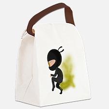 Cute Farts Canvas Lunch Bag