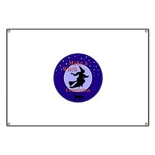 Make a Witch Foundation Banner