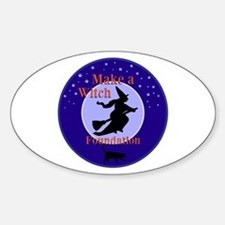 Make a Witch Foundation Decal