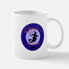 Make a Witch Foundation Mugs