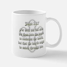 John 3:17 Mugs
