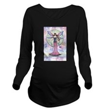 Luna Jewel Celestial Long Sleeve Maternity T-Shirt