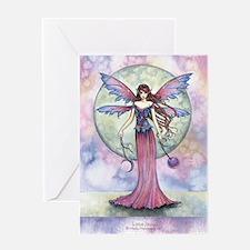 Luna Jewel Celestial Fairy Fantasy Greeting Cards