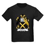 Salwey Family Crest Kids Dark T-Shirt