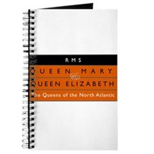 Cute Queen mary ocean liner Journal