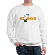 Family Guy #1 Dad Sweatshirt