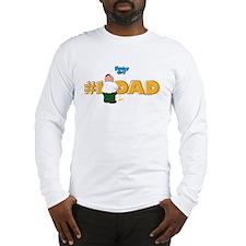 Family Guy #1 Dad Long Sleeve T-Shirt