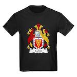 Salter Family Crest Kids Dark T-Shirt