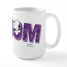 Snoopy - Mom is #1 Mug