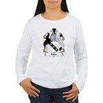 Sales Family Crest Women's Long Sleeve T-Shirt