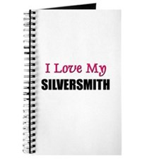 I Love My SILVERSMITH Journal