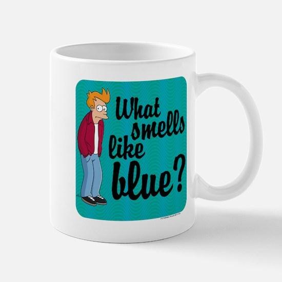 Fry Blue Mug