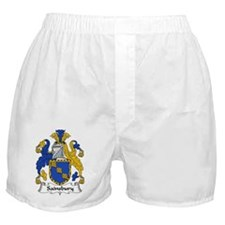 Sainsbury Family Crest Boxer Shorts