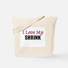 I Love My SHRINK Tote Bag