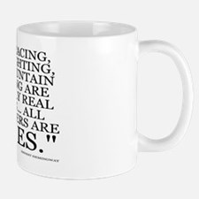 THE ONLY REAL SPORTS Mug