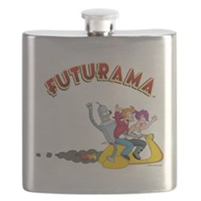 Futurama Hover Scooter Flask