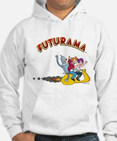Futurama Hover Scooter Hoodie