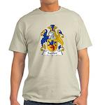 Sadleir Family Crest Light T-Shirt