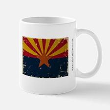 Arizona State Flag VINTAGE Mugs