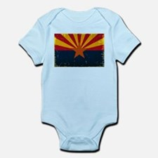 Arizona State Flag VINTAGE Body Suit