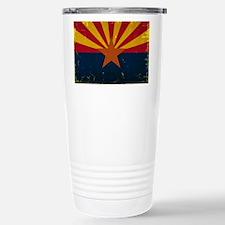 Arizona State Flag VINTAGE Travel Mug