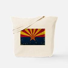Arizona State Flag VINTAGE Tote Bag