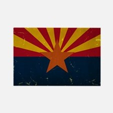 Arizona State Flag VINTAGE Magnets