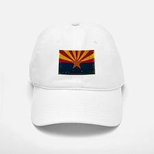 Arizona State Flag VINTAGE Baseball Baseball Baseball Cap