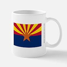 Arizona State Flag Mugs