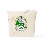 Sadington Family Crest Tote Bag