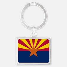 Arizona State Flag Keychains