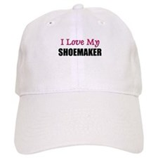 I Love My SHOEMAKER Baseball Cap