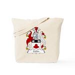 Sabin Family Crest Tote Bag