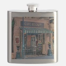 Funny New orleans Flask