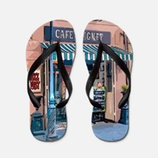 Unique Jazz Flip Flops