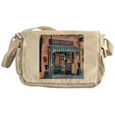 Cute French quarter Messenger Bag