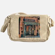 Unique French quarter Messenger Bag