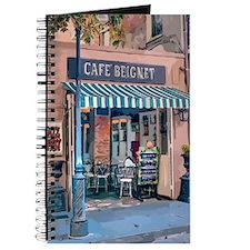 Unique Cafe Journal
