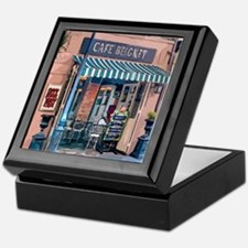 Funny French quarter Keepsake Box