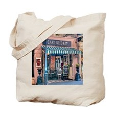 Cute Cafe Tote Bag