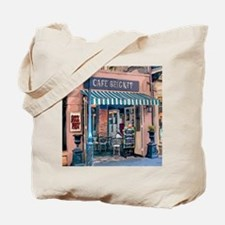 Cute French quarter Tote Bag