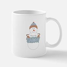 Bring On Snow Mugs