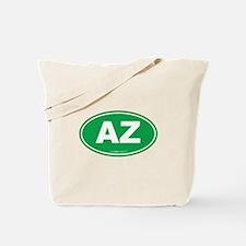 Arizona AZ Euro Oval Tote Bag